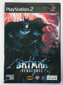 Batman Vengeance [REPLICA] - PS2