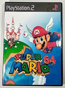 Super Mario 64 [REPLICA] - PS2
