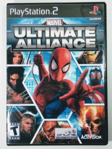 Ultimate Alliance [REPLICA] - PS2