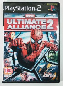 Ultimate Alliance 2 [REPLICA] - PS2