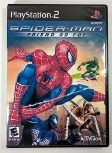 Spider-man Friend or foe [REPLICA] - PS2