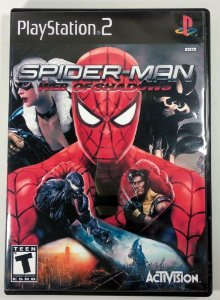 Spider-man Web of Shadows [REPLICA] - PS2