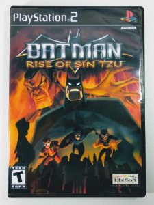 Batman Rise of Sin Tzu [REPLICA] - PS2
