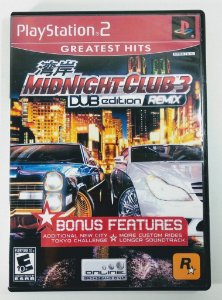 Midnight Club 3 Dub Edition Remix [REPLICA] - PS2