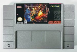 King of Dragons - SNES