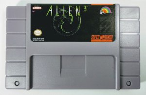Jogo Alien 3 - SNES