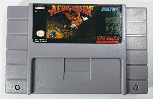Jogo Aero the Acro-bat - SNES