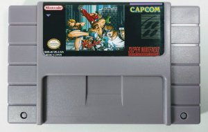 Jogo Final Fight 3 - SNES
