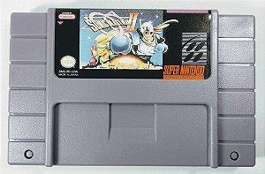 Sonic Blast Man II - SNES
