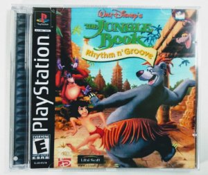 The Jungle Book Rhythm n Groove [REPLICA] - PS1 ONE
