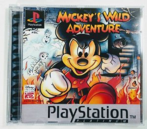 Mickeys Wild Adventure [REPLICA] - PS1 ONE