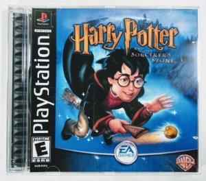 Harry Potter and the Sorcerers Stone [REPLICA] - PS1 ONE