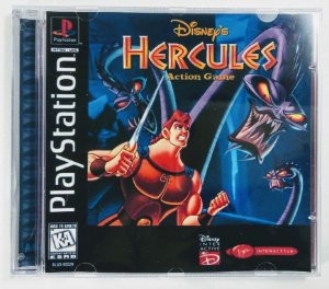 Hercules [REPLICA] - PS1 ONE