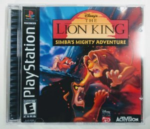 The Lion King [REPLICA] - PS1 ONE