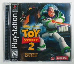 Toy Story 2 [REPLICA] - PS1 ONE