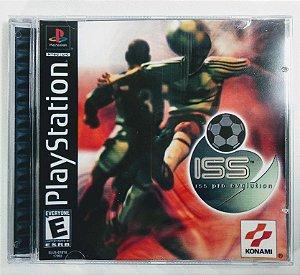 International Superstar Soccer Pro Evolution [REPLICA] - PS1 ONE