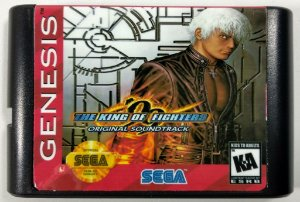 Jogo The King of Fighters 99 - Mega Drive