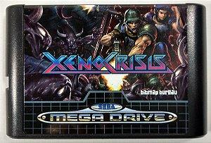 Jogo Xenocrisis - Mega Drive