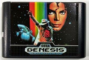 Jogo Moonwalker - Mega Drive