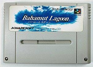 Jogo Bahamut Lagoon - Super Famicom