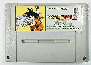 Jogo Dragon Ball Z Super Saiya Densetsu - Super Famicom