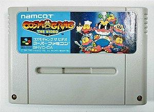 Jogo Cosmo Gang the video - Super Famicom