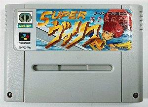 Jogo Super Valis Original - Super Famicom