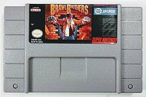 Jogo Brawl Brothers - SNES
