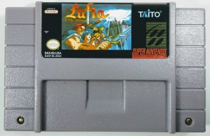 jogo Lufia & The Fortress Of Doom - SNES