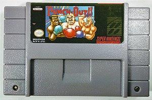 Jogo Super Punch-Out - SNES