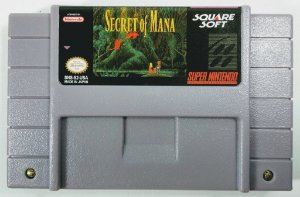 Jogo Secret of Mana - SNES