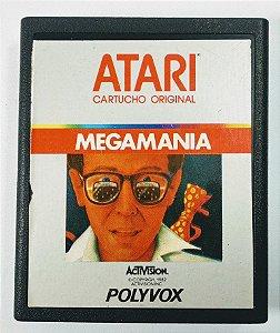 Jogo Megamania Original - Atari