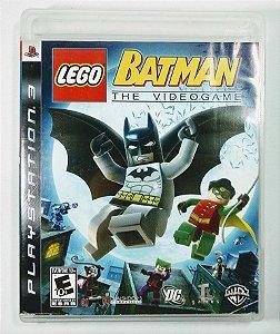 Jogo Lego Batman - PS3