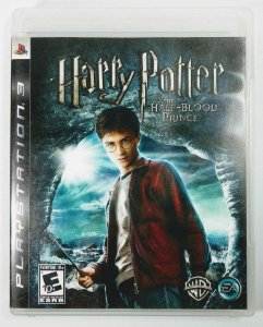 Jogo Harry Potter and the Half-Blood Prince - PS3