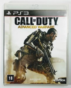 Jogo Call of Duty Advanced Warfare - PS3