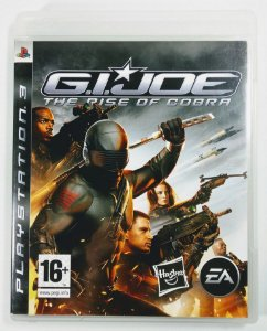 Jogo G.I. Joe The Rise of Cobra - PS3