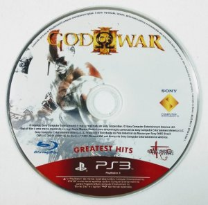 Jogo God of War III - PS3