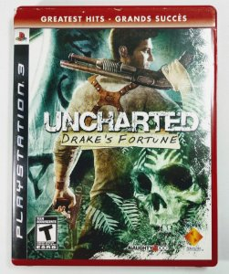 Jogo Uncharted Drakes Fortune - PS3