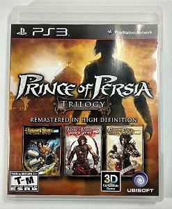 Jogo Prince of Persia Trilogy - PS3