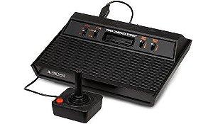 Console Atari 2600 Polyvox (com AV stereo)