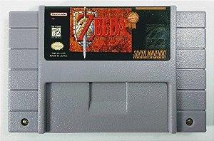 Jogo Zelda (em Português) - SNES