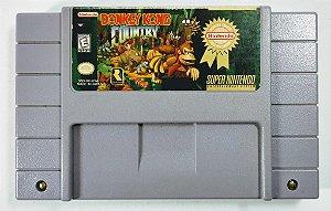 Jogo Donkey Kong Country Original - SNES