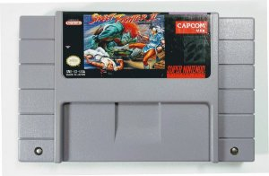 Jogo Street Fighter 2 Original - SNES