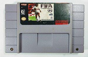 Jogo Fifa: A Caminho da Copa 98 Original - SNES