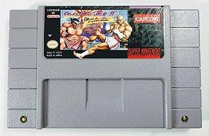 Jogo Street Fighter 2 Turbo Original - SNES