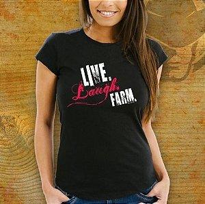 BLACK NOVEMBRO - Live. Laugh. Farm.  - Coleção Country Life