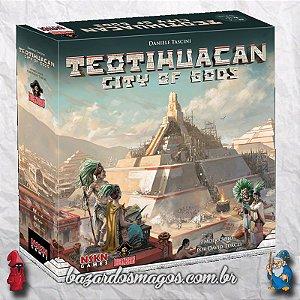 Teotihuacan - City of gods (em português)