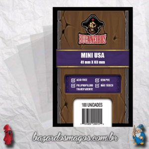 Sleeve Mini USA - 41mm x 63mm