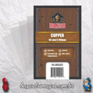 Sleeve Copper- 65 x 100mm