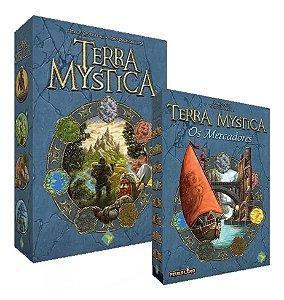 Combo Terra Mystica + Mercadores (Pré-venda - Fim de outubro)
